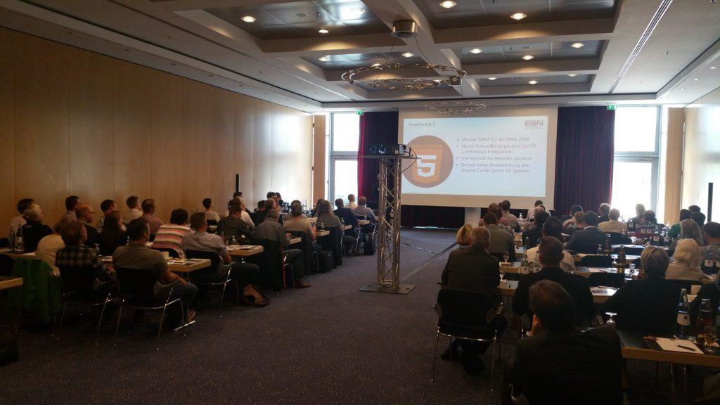 19. ESN GIS/TBM-Anwenderforum in Potsdam