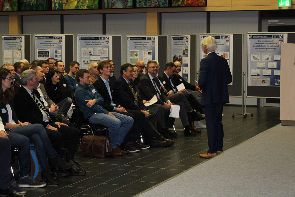 20. Symposium Energiewirtschaft Eröffnung Jacobs