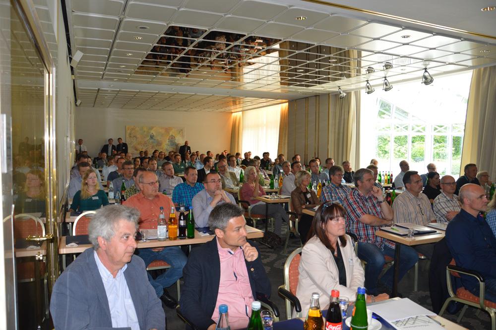 ESN GIS/TBM-Anwenderforum in Berlin 2016