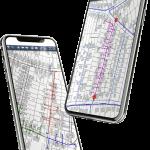 GIS Netzwerkverfolgung App 150x150